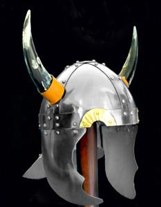 Wikinger Helm Hörner